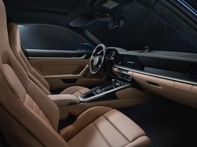 Porsche 911 Turbo 2020 chính thức chào sân với 572 mã lực - Ảnh 5.