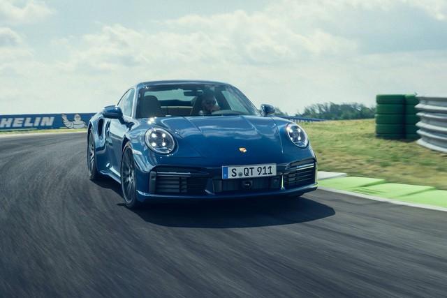 Porsche 911 Turbo 2020 chính thức chào sân với 572 mã lực - Ảnh 1.