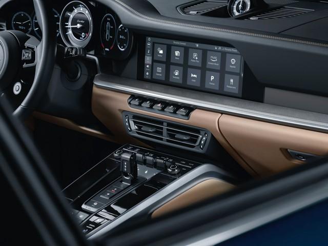 Porsche 911 Turbo 2020 chính thức chào sân với 572 mã lực - Ảnh 6.