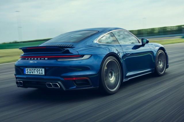 Porsche 911 Turbo 2020 chính thức chào sân với 572 mã lực - Ảnh 3.