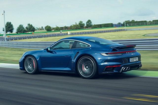 Porsche 911 Turbo 2020 chính thức chào sân với 572 mã lực - Ảnh 2.