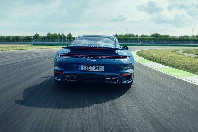 Porsche 911 Turbo 2020 chính thức chào sân với 572 mã lực - Ảnh 4.
