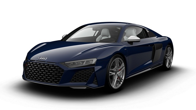 Audi R8 V10 chia tay bằng phiên bản siêu giới hạn - Ảnh 2.