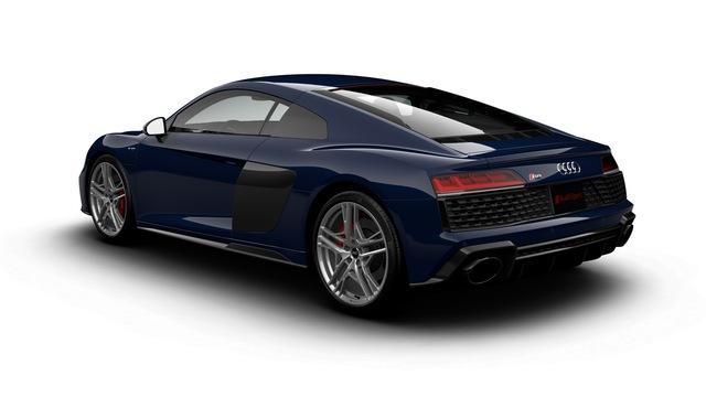 Audi R8 V10 chia tay bằng phiên bản siêu giới hạn - Ảnh 3.