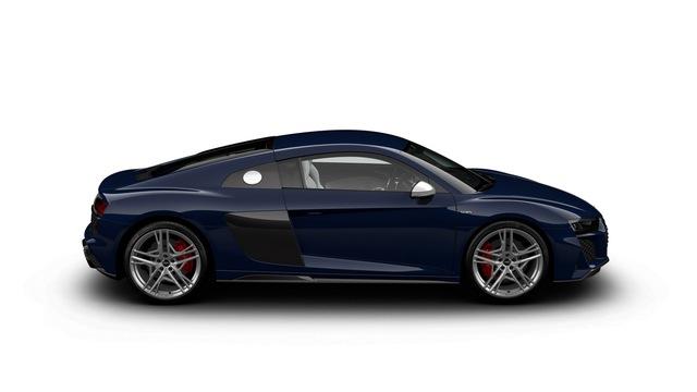 Audi R8 V10 chia tay bằng phiên bản siêu giới hạn - Ảnh 1.
