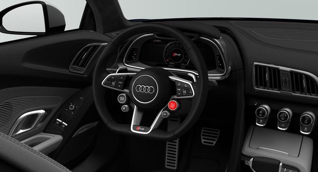 Audi R8 V10 chia tay bằng phiên bản siêu giới hạn - Ảnh 4.