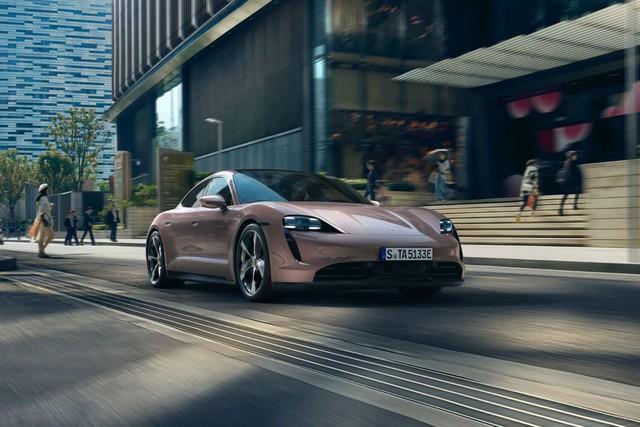 Mãi chưa ra mắt chính thức ở Việt Nam, Porsche Taycan lại có thêm phiên bản mới  - Ảnh 2.