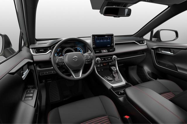 Suzuki Across - Toyota RAV4 giá rẻ cạnh tranh Honda CR-V - Ảnh 6.
