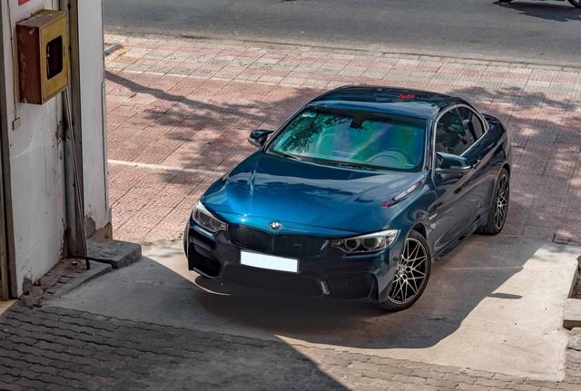 BMW 420i lên đời M4 bán lại giá gần 1,8 tỷ, riêng tiền độ đắt ngang Kia Morning - Ảnh 8.