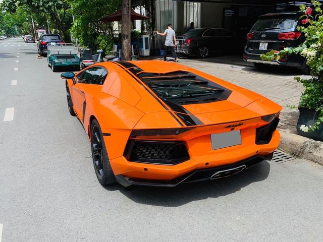 Lamborghini Aventador LP700-4 có lai lịch đặc biệt nhất Việt Nam tiếp tục lột xác sau khi nâng cấp ống xả nghìn đô - Ảnh 2.