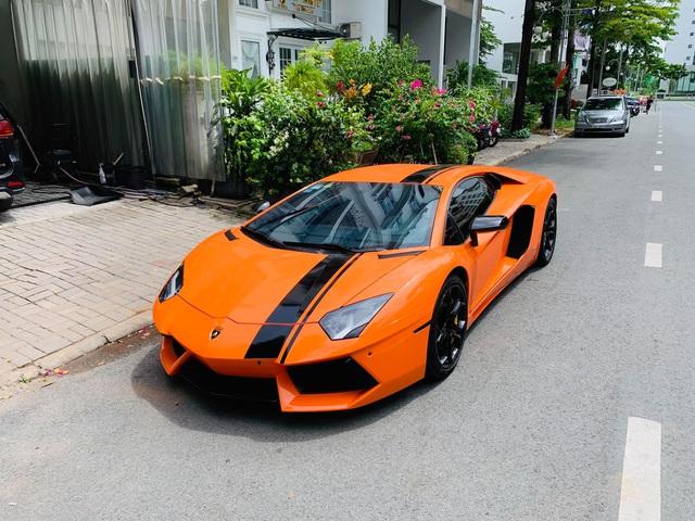 Lamborghini Aventador LP700-4 có lai lịch đặc biệt nhất Việt Nam tiếp tục lột xác sau khi nâng cấp ống xả nghìn đô - Ảnh 1.
