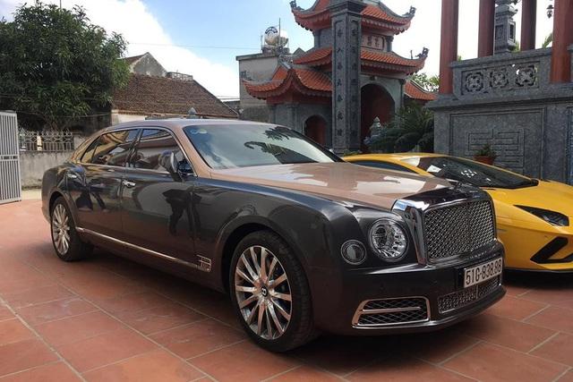 Độ chất của garage triệu USD nhà đại gia Hoàng Kim Khánh: Hầu hết hàng chính hãng, độc và hiếm, biển số đẹp và đều có ý đồ - Ảnh 8.