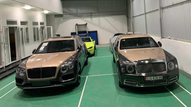 Độ chất của garage triệu USD nhà đại gia Hoàng Kim Khánh: Hầu hết hàng chính hãng, độc và hiếm, biển số đẹp và đều có ý đồ - Ảnh 12.