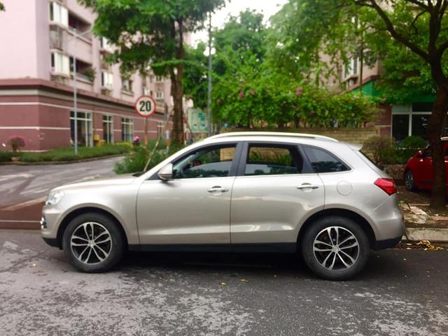 Sau 60.000km, SUV Trung Quốc Zotye T600 hạ giá rẻ hơn Kia Morning đập hộp - Ảnh 4.