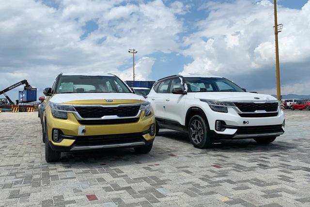 Chốt lịch ra mắt Kia Seltos tại Việt Nam: Kịp chạy ưu đãi 50% trước bạ, làm khó Honda HR-V - Ảnh 1.