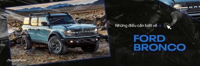 Ford Bronco sẽ có bản bán tải - Khi Ranger được offroad hoá - Ảnh 2.