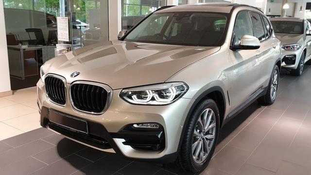 BMW X2 và X3 giảm giá tới 330 triệu xuống thấp kỷ lục, cạnh tranh Mercedes-Benz GLC - Ảnh 1.
