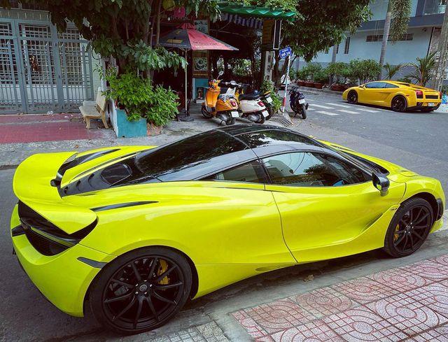 Vừa trở lại Sài Gòn, McLaren 720S đầu tiên tại Việt Nam lột xác sang phong cách chói loá - Ảnh 1.