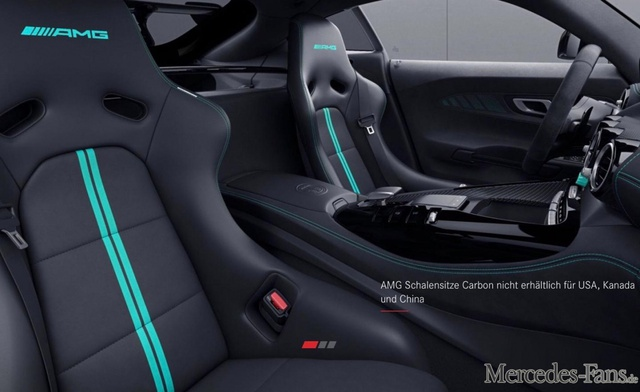 Mercedes-Benz tung phiên bản đặc biệt giới hạn của giới hạn với điều kiện mua không hề đơn giản - Ảnh 3.