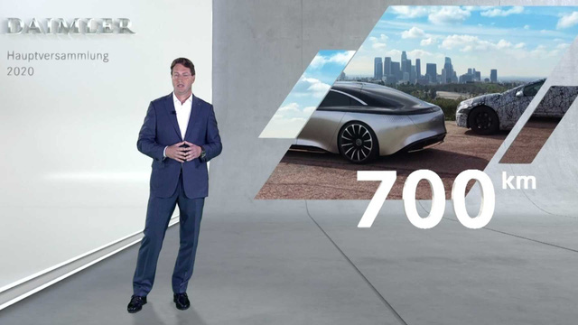 Choáng trước khả năng vận hành đầu bảng của Mercedes-Benz S-Class phiên bản thuần điện - Ảnh 1.