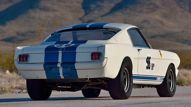 Đây là chiếc Ford Mustang đắt giá nhất thế giới - 3,85 triệu USD, vượt xa các siêu xe khủng - Ảnh 2.