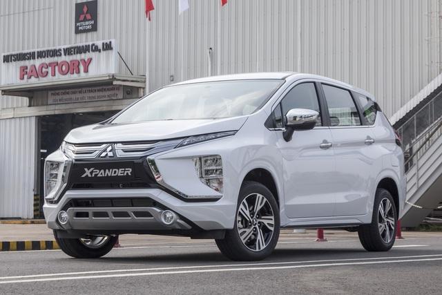 Không được ưu đãi trước bạ, Mitsubishi Xpander nhập khẩu tìm cách khuyến mại đẩy giá lăn bánh xuống dưới 600 triệu đồng - Ảnh 2.