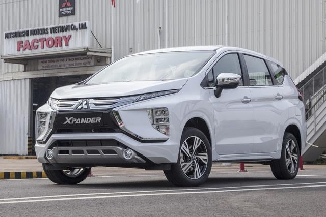 Vua doanh số Mitsubishi Xpander lộ thời điểm ra mắt bản hybrid cùng cả loạt xe mới - Ảnh 2.