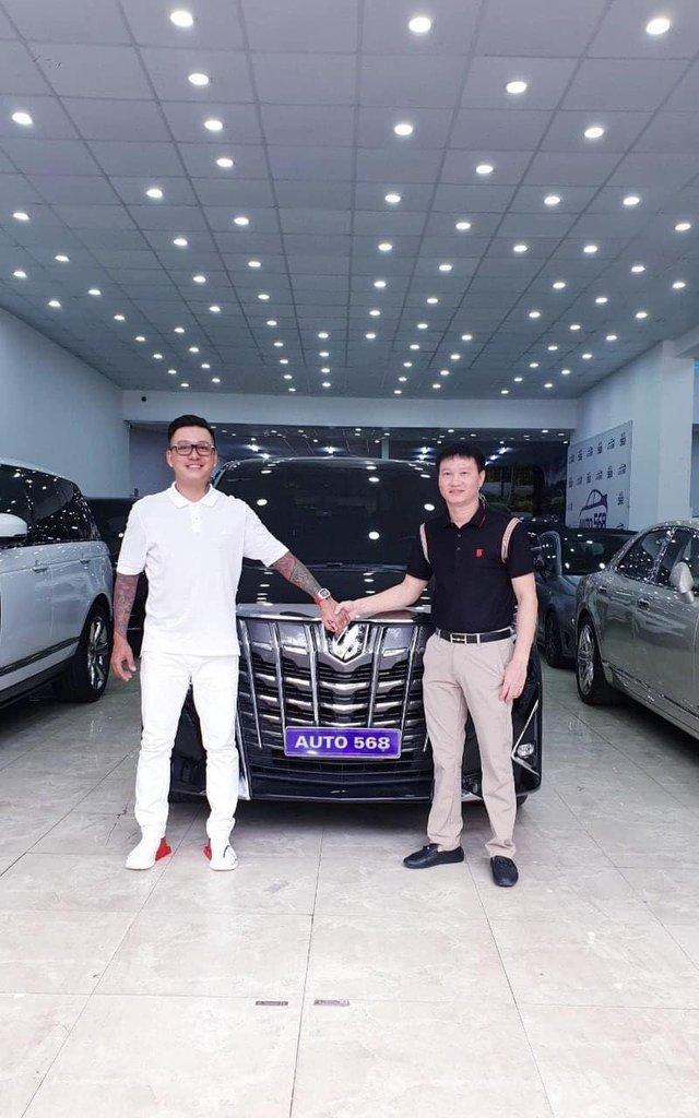 Sau tuyên bố giải nghệ, ca sĩ Tuấn Hưng tậu Toyota Alphard giá hơn 4 tỷ đồng - Ảnh 1.