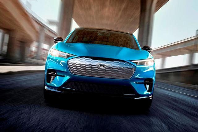 Ford hé lộ phiên bản khủng khiếp cho SUV Mustang - Ảnh 3.
