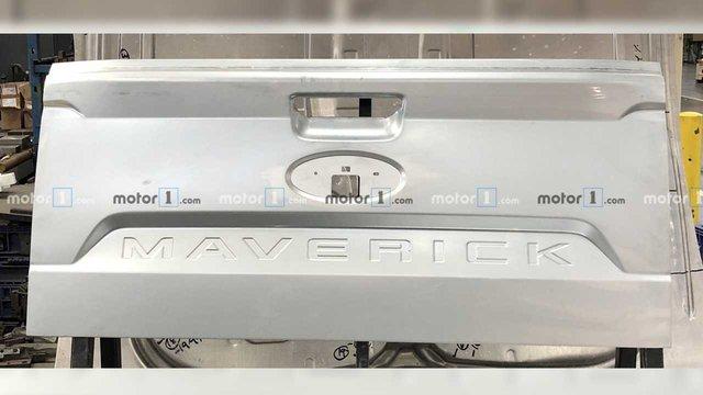 Phác họa thiết kế của Ford Maverick - Mẫu bán tải đàn em của Ranger - Ảnh 2.