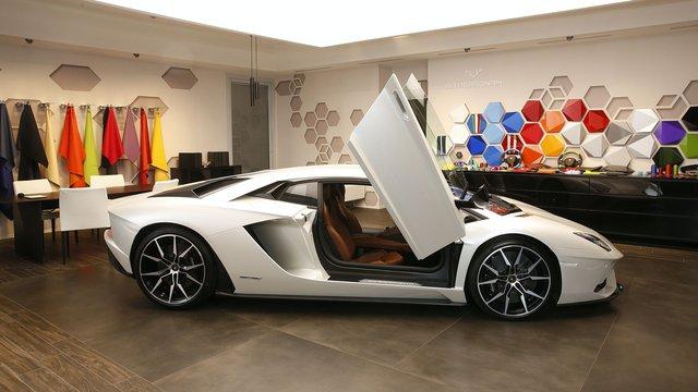Aventador SVJ chưa là gì về độ hiếm, Lamborghini sản xuất phiên bản đặc biệt giới hạn 10 chiếc - Ảnh 2.