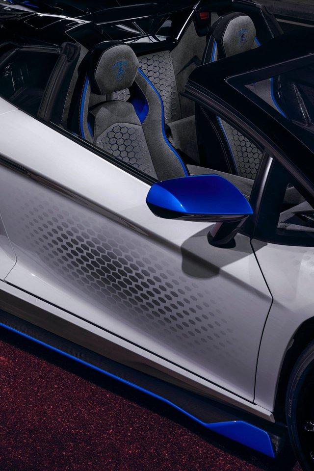 Aventador SVJ chưa là gì về độ hiếm, Lamborghini sản xuất phiên bản đặc biệt giới hạn 10 chiếc - Ảnh 8.