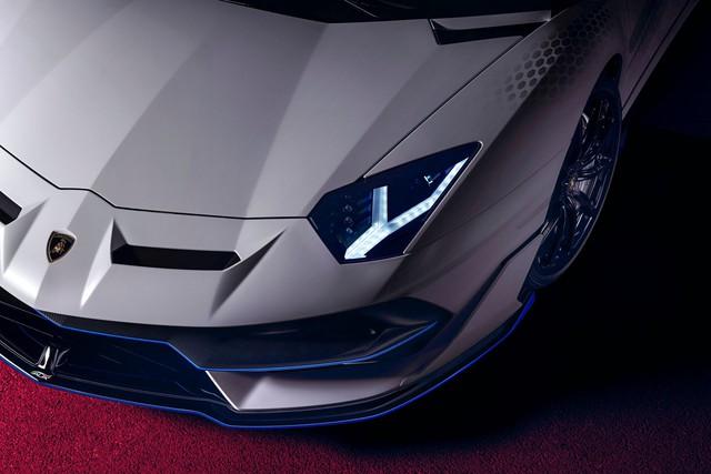 Aventador SVJ chưa là gì về độ hiếm, Lamborghini sản xuất phiên bản đặc biệt giới hạn 10 chiếc - Ảnh 7.