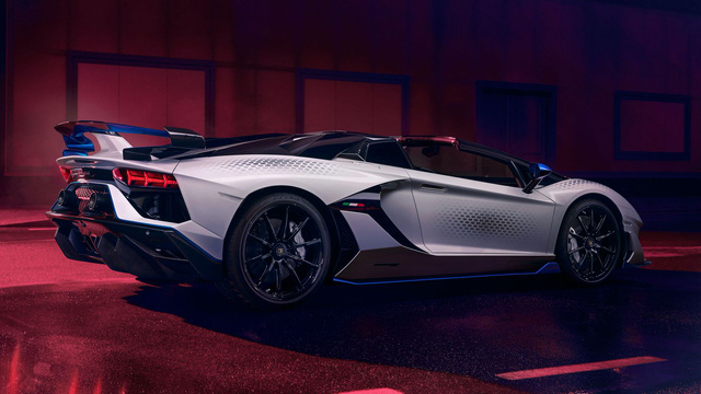 Aventador SVJ chưa là gì về độ hiếm, Lamborghini sản xuất phiên bản đặc biệt giới hạn 10 chiếc - Ảnh 1.
