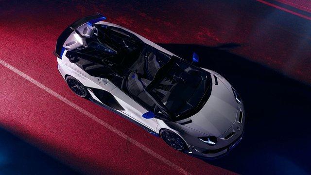 Aventador SVJ chưa là gì về độ hiếm, Lamborghini sản xuất phiên bản đặc biệt giới hạn 10 chiếc - Ảnh 4.