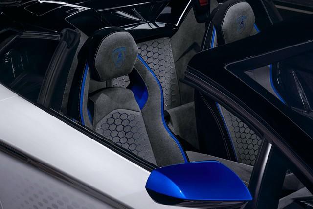 Aventador SVJ chưa là gì về độ hiếm, Lamborghini sản xuất phiên bản đặc biệt giới hạn 10 chiếc - Ảnh 6.