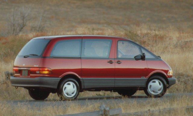 12 xe Toyota tồi tệ nhất từng được sản xuất: Anh tài ở Việt Nam cũng phải ngậm đắng nuốt cay - Ảnh 3.