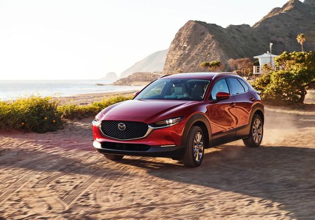 Mazda CX-30 nâng cấp, tăng sức cạnh tranh Kia Seltos đang làm mưa, làm gió - Ảnh 1.