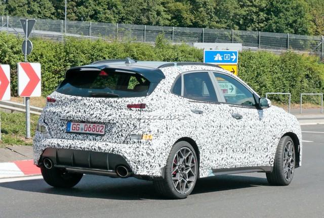 Hyundai Kona N tiến gần hơn đến ngày ra mắt - Cảm hứng từ Santa Fe - Ảnh 3.