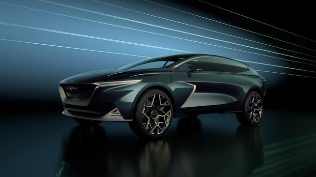 Aston Martin Lagonda SUV: Siêu SUV đỉnh hơn, sang hơn DBX đấu Rolls-Royce Cullinan - Ảnh 1.