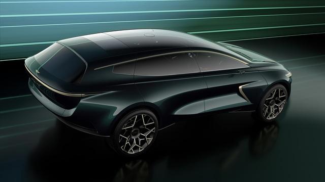 Aston Martin Lagonda SUV: Siêu SUV đỉnh hơn, sang hơn DBX đấu Rolls-Royce Cullinan - Ảnh 2.