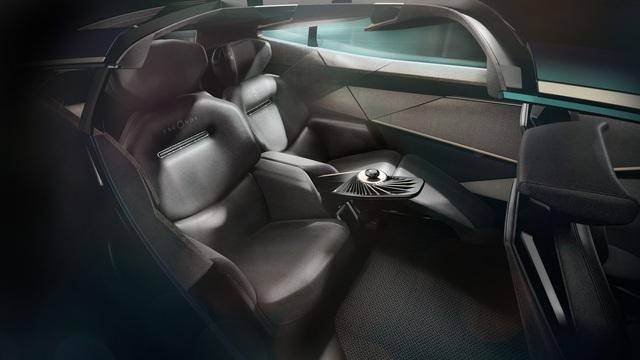 Aston Martin Lagonda SUV: Siêu SUV đỉnh hơn, sang hơn DBX đấu Rolls-Royce Cullinan - Ảnh 4.