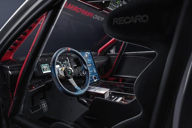 Ford Mustang SUV siêu drift chính thức chào sân: 7 mô tơ điện, 1.400 mã lực! - Ảnh 5.