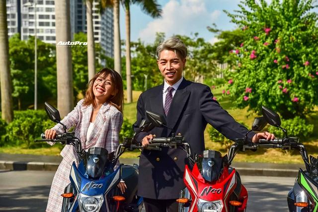 Yadea ra mắt xe điện dành cho học sinh tại Việt Nam: Giá từ 16,59 triệu đồng, đối đầu VinFast - Ảnh 6.
