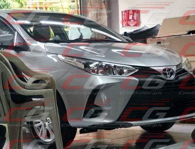 Toyota Vios 2020 lộ diện trước giờ G: Đầu xe như Camry - Ảnh 1.