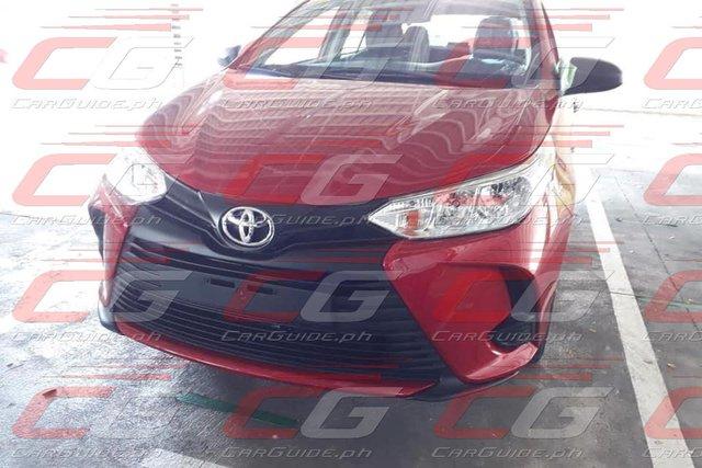 Toyota Vios 2020 lộ diện trước giờ G: Đầu xe như Camry - Ảnh 2.