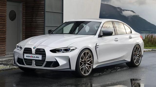BMW chốt ngày ra mắt M3, M4 đời mới: Nhiều chi tiết hấp dẫn và cũng gây tranh cãi không kém - Ảnh 1.