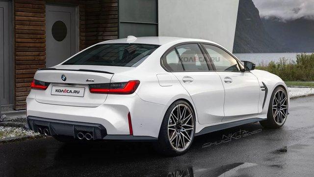 Dù thích hay không, đây vẫn là thiết kế BMW M3 mới mà người dùng phải chấp nhận - Ảnh 1.
