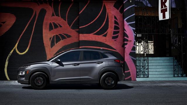 Hyundai Kona tung bản đặc biệt, đe doạ Kia Seltos