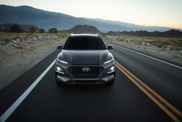 Hyundai Kona tung bản đặc biệt, đe doạ Kia Seltos - Ảnh 1.
